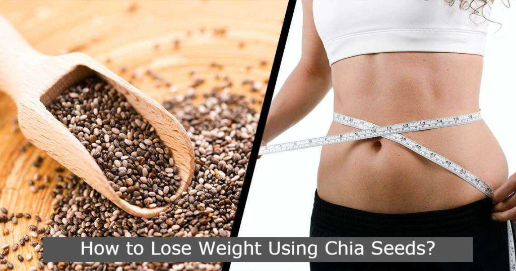 How to Lose Weight Using Chia Seeds?