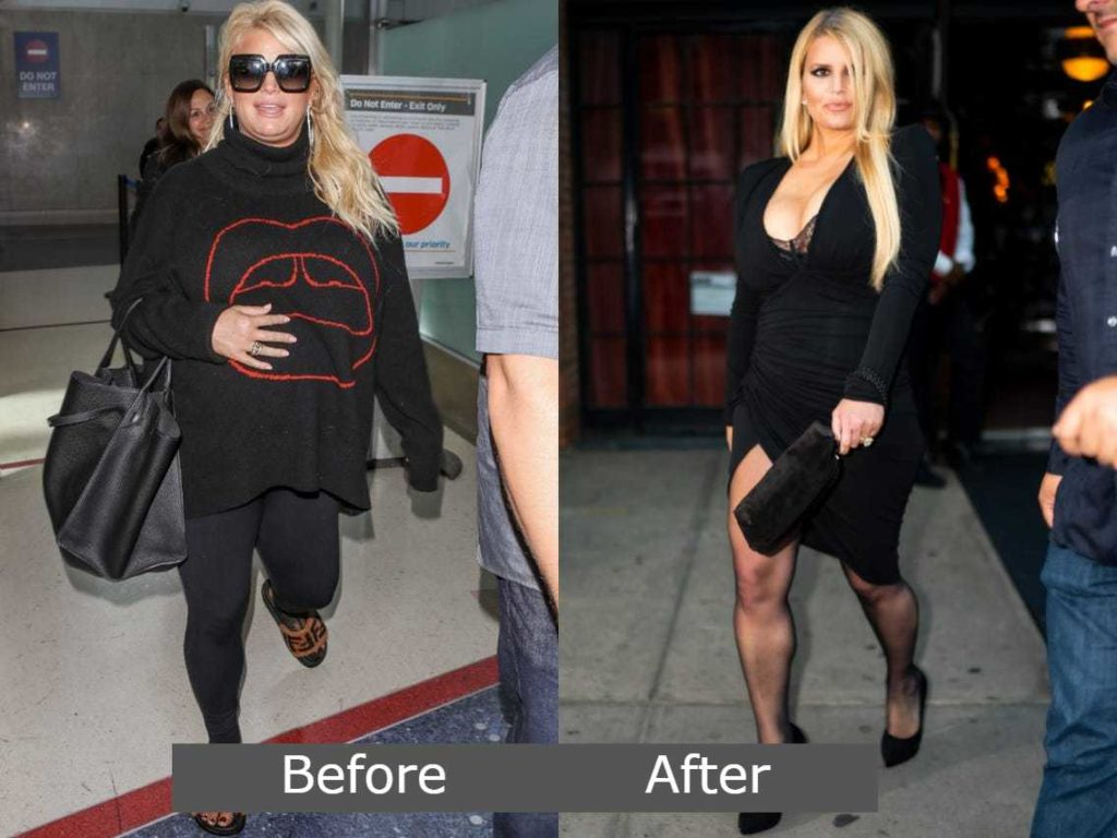 Jessica Simpson Weight Loss